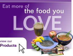 Eat more of the food you love - Click to view our Products